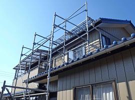 太陽光パネル設置工程1