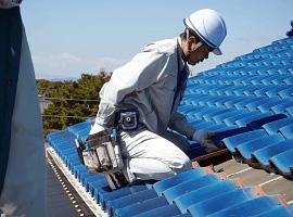 太陽光パネル設置工程2