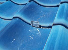 太陽光パネル設置工程4