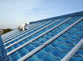 太陽光パネル設置工程5