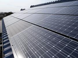 太陽光パネル設置工程7