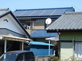 太陽光パネル設置工程12